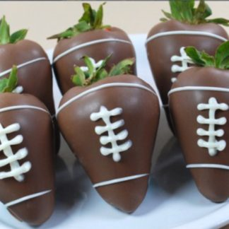 Football Themed Berries